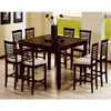 Counter Height Dining Table And 8 Chairs 101888N/101889(CO)