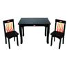 Harley Davidson Avalon Flame Table & Chair Set 10210 (KK)