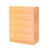 5 Drawer Chest 116_ (E&S)