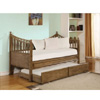 Oak Finish Joshua Daybed 12090(A)