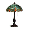 Tiffany Style Dragonfly Table Lamp 1259 (CO)