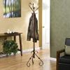 Antique Bronze Hall Tree/Coat Rack 12738931(OFS)