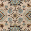Hand-tufted Amanda Ivory Wool Rug 14056697(OFS137)
