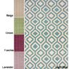 Handmade Flatweave Moroccan Kilim Wool Rug 14377441(OFS198)
