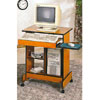 Oak Finish Computer Desk 1620 (WD)