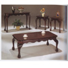 3-Pcs Coffee and End Table Set 1621(MLFS)