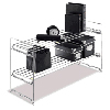 Chrome Stackable Storage Rack 1707(OI)