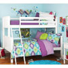 In The Zone Twin Full Bunk Bed 19515229(WFS)