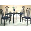 5-Pc Fan Dining Set 2000 (ML)