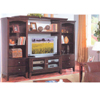 Cherry Finish Entertainment Center 2041(ABC)