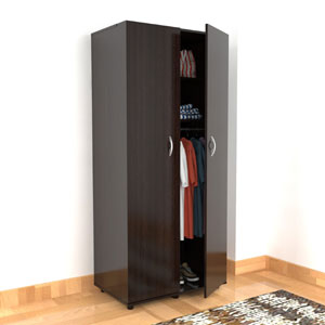 2-Door Wardrobe Inval 2223(CSNFS)