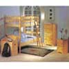 Bunk Bed Bedroom 4 Pcs Set 2299Set (A)