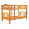 Twin/Twin Bunk  Bed w/Slats 235_ (A)