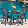 3-piece Bronze Cast Aluminum Outdoor Bistro Set 239281(OFS)
