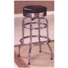 Chrome Plated Swivel Bar Stool 2396 (PJ)