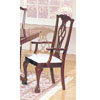 Chippendale Arm Chair 973-902(WD)