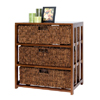 3 Drawer Nightstand 24615(OI)