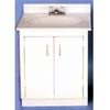 25ÃÃx19ÃÃ Metal Vanity Base Cabinet (ARC)