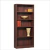 Wall Street 5 Shelf Bookcase _54 (NX)