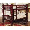 Benji Twin/Twin Bunk Bed 2570 (A)