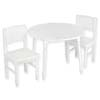 3 Pc Spindle Table And Chair Set 26441 (KK)