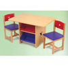 Star Table Set w/Primary Bins 26912 (KK)