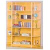 Bookcase And Side Stands 2704_ (ABCFS45)