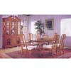 7-Piece Centennial Oak Finish Dinette Set 2927/28/29 (A)