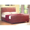 Contemporary Leather Bed 300191_ (CO)
