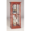 Curio Cabinet in Cherry 3062(CO)