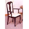 Queen Anne Style Arm Chair 3178 (CO)