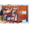 Bunk Bed in American Oak 322-190 (PR)