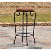 29-inch Bar Stools with Microsuede Seat (Set of 2)