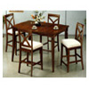 Ash Veneer Bar Table Set 3578/3588 (CO)