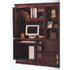 Traditional Computer Armoire In Cherry Finish 3810 (CO)