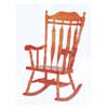 Oak Finish Rocker 3814 (WD)