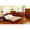 5-Piece Bedroom Set In Dark Oak And Drak Finish 3871Q (CO)