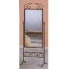 Trona Floor Mirror 3944-80 (WD)