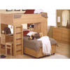 Twin Loft Bed 400087 (CO)