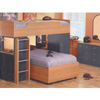 Twin Loft Bed 400117 (CO)