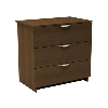 Truffle Three Drawer Chest 401213(NX)