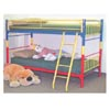 Multi Color Twin/Twin Bunk Bed 4025 (ML)