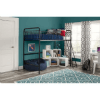 Kelsey Twin Metal Loft Bed 4095029(WFS)