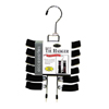 Foam and Chrome Tie Hanger 4145 (KDY)
