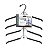 4 Tier Foam and Chrome Blouse Hanger 4146 (KDY)
