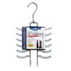 Velvet Foam Tie Hanger 4161 (KDY)