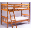 Solid Wood Pine Bunk Bed 4360HO_(P)