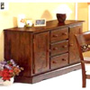 Tobacco Oak Finish Server 4426 (CO)
