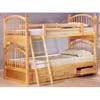 Youth Bunk Bed 460003 (CO)