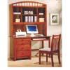 Computer Desk In Dirty Oak Finish 460017 (CO)